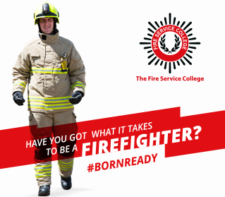 Be A Firefighter - West Midlands Assessment